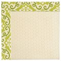 Capel Rugs Creative Concepts Sugar Mountain - Shoreham Kiwi (220) Rectangle 6