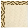 Capel Rugs Creative Concepts Sugar Mountain - Couture King Chestnut (756) Rectangle 8