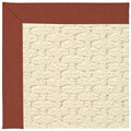 Capel Rugs Creative Concepts Sugar Mountain - Canvas Brick (850) Rectangle 8