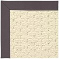 Capel Rugs Creative Concepts Sugar Mountain - Fife Plum (470) Rectangle 8