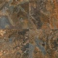 Signature Altiva Allegheny Slate: Copper Mountain Luxury Vinyl Tile D7332