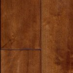 "LW Mountain Pre-Finished Hand-Scraped Maple: Champagne 3/4"" x 4 15/16"" Solid Hardwood WESH2CPG/41516"