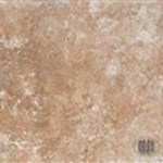 "MS International Travertino: Walnut 12"" x 12"" Porcelain Tile NTRAVWALNUT1212"