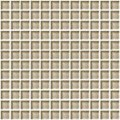 "Daltile Color Wave Glass Mosaic 1"" x 1"" : Tango Tan CW0611MS1P"