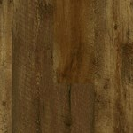 Armstrong Luxe FasTak: Farmhouse Plank Rugged Brown Luxury Vinyl Plank A6715