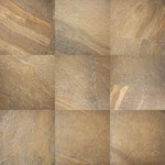 "Daltile Ayers Rock: Bronzed Beacon 13"" x 13"" Glazed Porcelain Tile AY03-13131P"