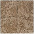 "Mohawk Pavin Stone: Brown Suede 18"" x 18"" Ceramic Tile 13784"