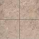 "Mohawk Pantego Bay: Brown Shell 18"" x 18"" Ceramic Tile 14978"