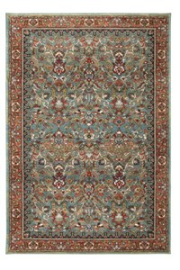 Nourison Collection Library Chambord (CM07-GLD) Runner 2'3