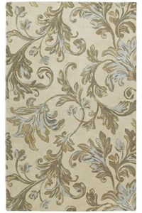 Nourison Collection Library Essex Manor (EM06-BGE) Runner 2'6
