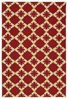 Nourison Signature Collection Heritage Hall (HE13-BRK) Rectangle 8'6