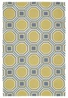 Nourison Nourtex India House (IH18-GRE) Rectangle 3'6