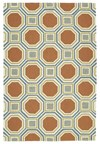 Nourison Nourtex India House (IH23-MTC) Rectangle 5'0