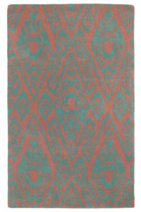 Nourison Collection Library Jaipur (JA29-RUS) Runner 2'4