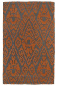 Nourison Collection Library Jaipur (JA13-RUS) Runner 2'4