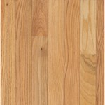 "Bruce Dundee Strip: Natural 3/4"" x 2 1/4"" Solid Hardwood CB210"
