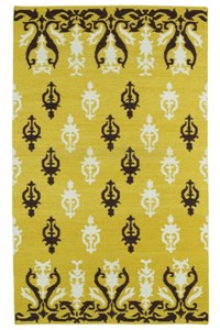 Nourison Collection Library Parthia (PT03-RUS) Runner 2'3