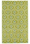 Nourison Collection Library Parthia (PT09-SAN) Octagon 5'6
