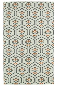 Nourison Signature Collection Nourison Reflections (RF01-TAU) Rectangle 3'9