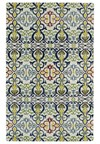Nourison Collection Library Saffira (SA04-BGE) Rectangle 2'0