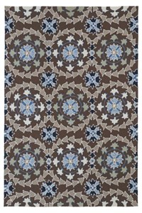 Nourison Signature Collection Nourison Tajik (TJ01-IV) Rectangle 3'9