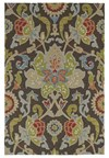 Nourison Collection Library Tropics (TS02-KHA) Rectangle 8'0