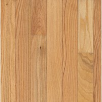 "Bruce Dundee Strip Oak: Natural 3/4"" x 2 1/4"" Solid Oak Hardwood CB210"