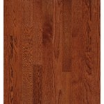 "Bruce Waltham Strip Oak: Whiskey 3/4"" x 2 1/4"" Solid Oak Hardwood C8241"