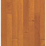 "Bruce Turlington Lock&Fold Maple: Cinnabark 3/8"" x 5"" Engineered Maple Hardwood EMA96LG"