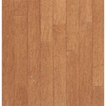 "Bruce Turlington Lock&Fold Maple: Amaretto 3/8"" x 3"" Engineered Maple Hardwood EMA87LG"