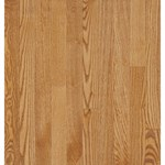 "Bruce Westchester Strip Oak: Spice 3/4"" x 2 1/4"" Solid Oak Hardwood CB422"