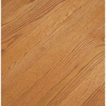 "Bruce Bristol Strip Oak: Butterscotch 3/4"" x 2 1/4"" Solid Oak Hardwood CB326"