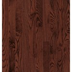 "Bruce Bristol Strip Oak: Cherry 3/4"" x 2 1/4"" Solid Oak Hardwood CB328"