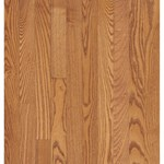 "Bruce Manchester Plank Red Oak: Butterscotch 3/4"" x 3 1/4"" Solid Red Oak Hardwood C1216"