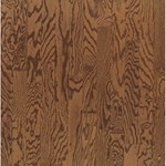 "Bruce Turlington Plank Oak: Woodstock 3/8"" x 5"" Engineered Oak Hardwood E557"