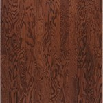 "Bruce Turlington Lock&Fold Oak: Cherry 3/8"" x 5"" Engineered Oak Hardwood EAK28LG"