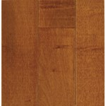"Armstrong Sugar Creek Solid Strip: Cinnamon 3/4"" x 2 1/4"" Solid Maple Hardwood SCM631CILGY"