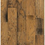 "Armstrong Heritage Classics Collection Hickory: Antique Natural 3/8"" x 5"" Engineered Hickory Hardwood HCH411ANYZ"