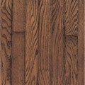 "Robbins Ascot Strip Oak: Mink 3/4"" x 2 1/4"" Solid Oak Hardwood 5188M"