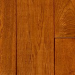 "LW Mountain Pre-Finished Hand-Scraped Oak:  Golden 3/4"" x 4 3/4"" Solid Hardwood LWSHG/434"