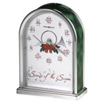 Howard Miller 645-687 Sounds of the Season Anniversary & Musical Clock