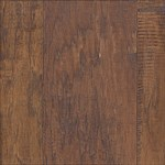 "Shaw Pebble Hill: Burnt Barnboard Hickory 3/8"" x 5"" Engineered Hardwood SW219 304"