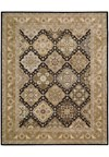 Capel Rugs Creative Concepts Cane Wicker - Tampico Palm (226) Octagon 6' x 6' Area Rug