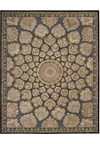 Capel Rugs Creative Concepts Cane Wicker - Vierra Graphite (320) Octagon 10' x 10' Area Rug