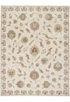 Capel Rugs Creative Concepts Cane Wicker - Canvas Lawn (227) Octagon 12' x 12' Area Rug