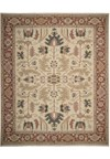 Capel Rugs Creative Concepts Cane Wicker - Canvas Brick (850) Runner 2' 6