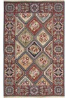 Capel Rugs Creative Concepts Cane Wicker - Vierra Brick (530) Runner 2' 6