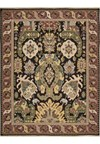 Capel Rugs Creative Concepts Cane Wicker - Canvas Persimmon (847) Runner 2' 6