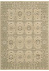 Capel Rugs Creative Concepts Cane Wicker - Down The Lane Ebony (370) Rectangle 3' x 5' Area Rug