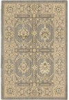 Capel Rugs Creative Concepts Cane Wicker - Cayo Vista Ocean (425) Rectangle 3' x 5' Area Rug